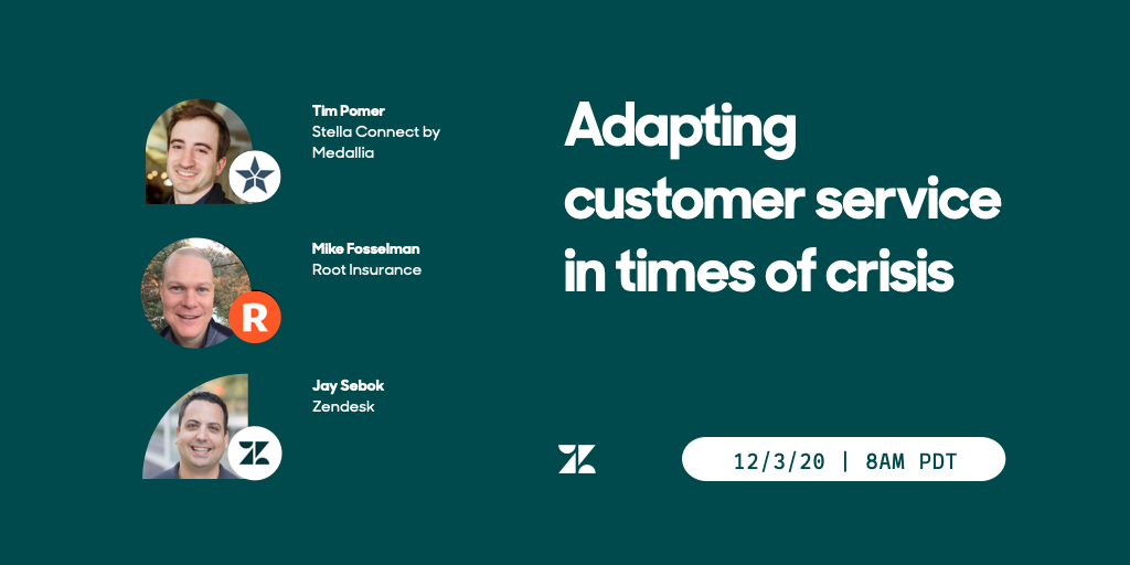 Adapting Customer Service in Times of Crisis with Stella Connect and Zendesk